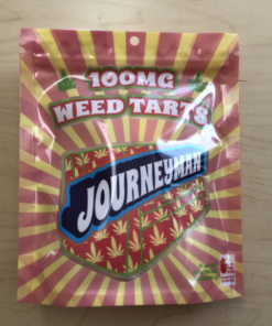 Journeyman Weedtarts 100mg